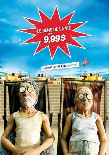 le sens de la vie - dossier documentaire - La Ferme du Buisson