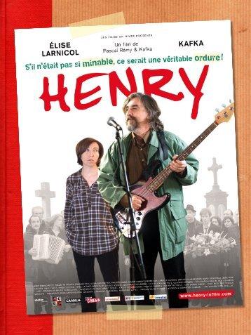 Henry - dossier descriptif - La Ferme du Buisson