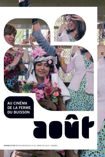 saison 07 / 08 édition mensuelle # 42 / image de couv. : caramel