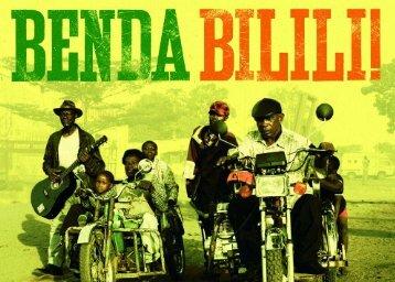 Benda Bilili ! - dossier descriptif - La Ferme du Buisson