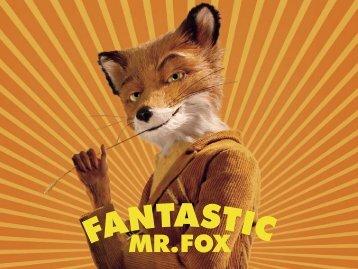 fantastic mr. fox - La Ferme du Buisson