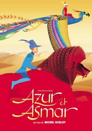 Azur et Asmar - dossier de presse - La Ferme du Buisson