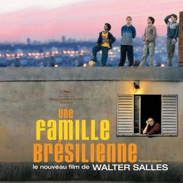 Une famille brésilienne - dossier descriptif - La Ferme du Buisson