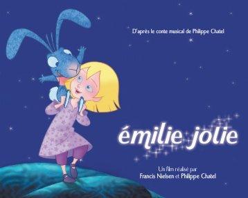 Emilie Jolie - Mont Blanc Distribution
