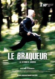 Le Braqueur - dossier de presse - La Ferme du Buisson