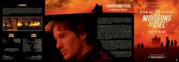 Doc 8PAGES MOISSONS - La Ferme du Buisson