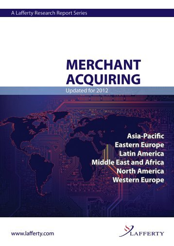 MERCHANT ACQUIRING - Lafferty
