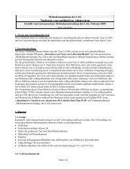 Nachweis von replikativen Adenoviren