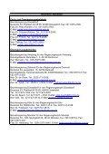 Zuständige Länderbehörden für Gentechnisches Arbeiten - VBio - Page 6