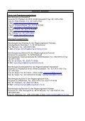 Gentechnik-Vollzugsbehörden der Länder (Überwachungs- und ... - Page 6
