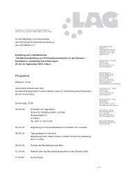 Programm - LAG Medien eV