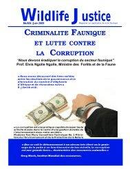 Lutte contre la Corruption - LAGA