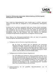 1 Gesetz zur Stärkung der kommunalen Selbstverwaltung- GO ...