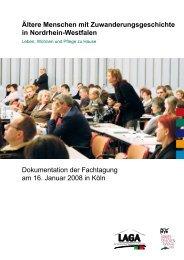 Dokumentation zur Fachtagung – Ältere Menschen mit ...