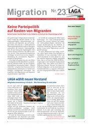 Migration Nr. 23, 2005