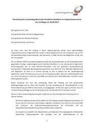 Rede (PDF) - beim Landesintegrationsrat NRW