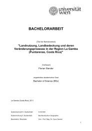 bachelorarbeit - Tropenstation | La Gamba