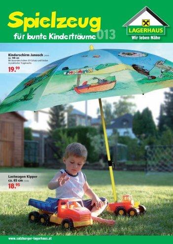 Spielzeug - Lagerhaus