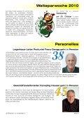 Mitgliederzeitung 21 - Oktober 2010 - Raiffeisen Lagerhaus Hippach - Page 3