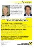 Mitgliederzeitung 21 - Oktober 2010 - Raiffeisen Lagerhaus Hippach - Page 4