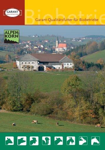 Bio - Raiffeisen Lagerhaus Hippach