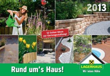 Rund um's Haus 2013 - Lagerhaus Hopfgarten