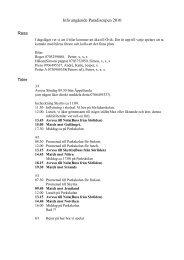 Info angående Paradiscupen 2010 Resa Tider - Laget.se
