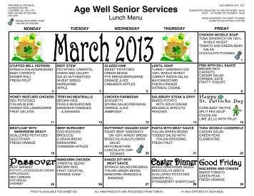 Age Well Senior Services - Laguna Beach Seniors Susi Q