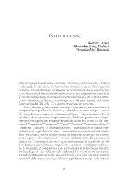 (Per)Versiones de la modernidad. Literaturas, identidades y ...