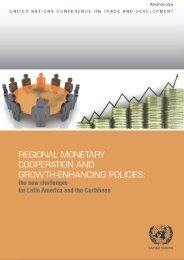 Regional Monetary Cooperation and Growth-enhancing Policies