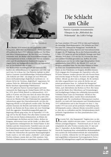 Original Rezension - Laika Verlag