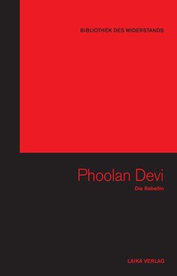 Phoolan Devi - Laika Verlag