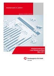 Niedersachsen 03/2011 - LAK Berufsnot