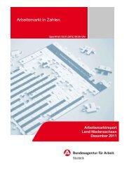 Niedersachsen 12/2011 - LAK Berufsnot
