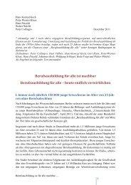 Positionspapier pdf - LAK Berufsnot