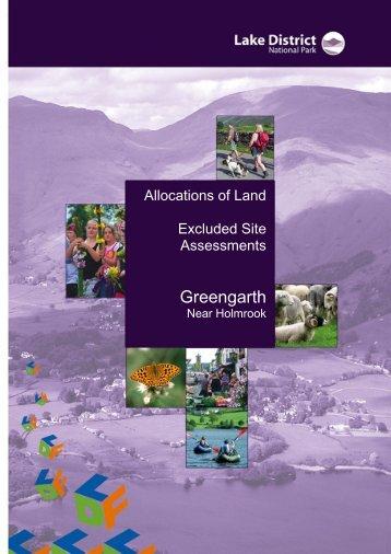 Greengarth - Lake District National Park