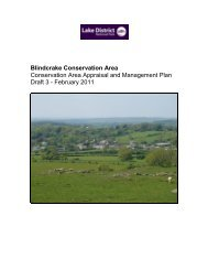Conservation Area Appraisals and Management Plans for Staveley ...