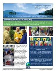 July - Lake George Association