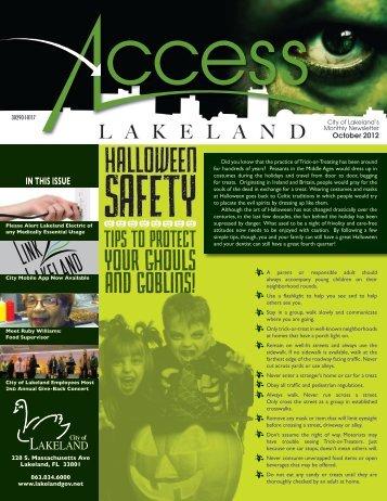 download a PDF copy - City of Lakeland