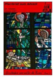 St-Felizitas-Luedinghausen-Pfarrbrief-Advent-2007