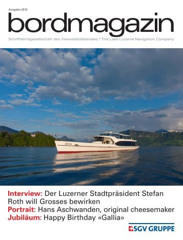 Interview: Der Luzerner Stadtpräsident Stefan Roth will Grosses ...