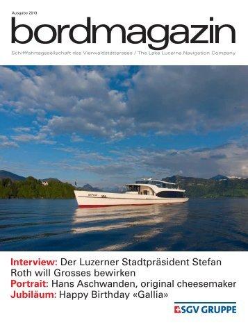 Interview: Der Luzerner Stadtpräsident Stefan Roth will Grosses ...