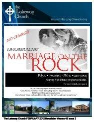 February 2012 - The Lakeway Church