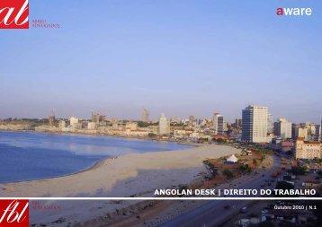 ANGOLAN DESK | DIREITO DO TRABALHO - Abreu Advogados