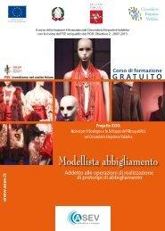 Scarica il file pdf della brochure del corso - ASEV