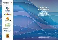 DANUBE PASSPORT DONAU REISEPASS