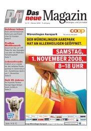 PDF Download, 4.23 MB - DnM Das neue Magazin