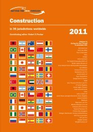 Construction - Lalive