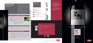 Download the technical document - Lallemand Wine