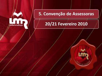 Resumo 2009 - Previsão 2010 - La Maleta Roja